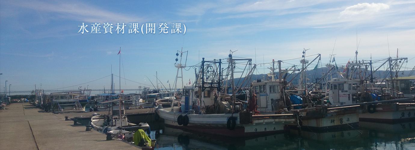 水産資材課(開発課)