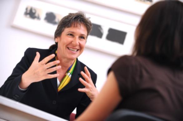 Coaching mit Dr. Irene Gloeckner