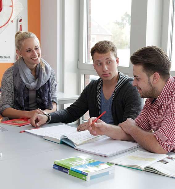 Schülerinnen und Schüler aus Brauweiler und Umgebung entscheiden sich für Nachhilfe im Lernstudio B.