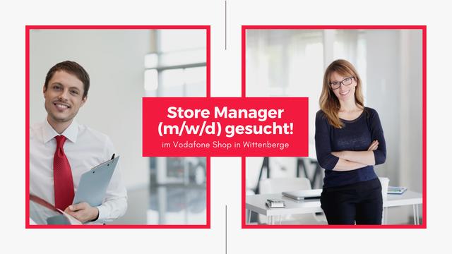 Stellenangebot bei Vodafone Wittenberge