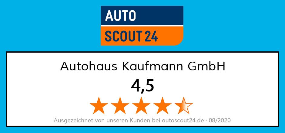 Autohaus Kaufmann GmbH autoscout24.de