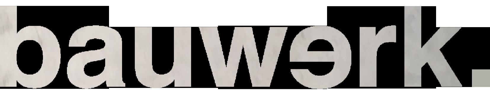 Logo bauwerk