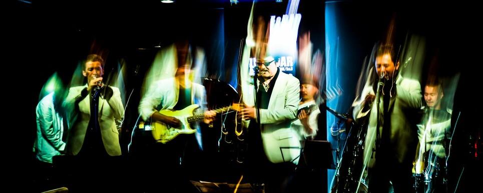 札幌で大人気のjazz funk バンド the sapporo funk organization the