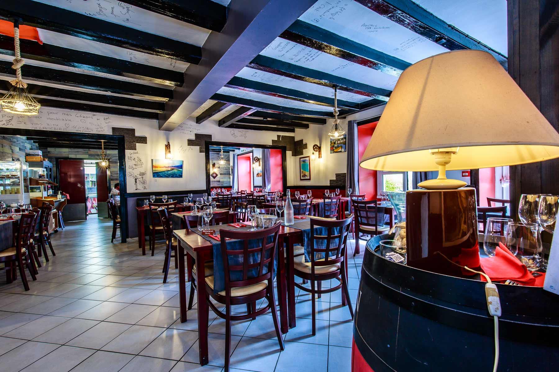 Reserver une table Restaurant Pizzeria Le Belem à Quimiac
