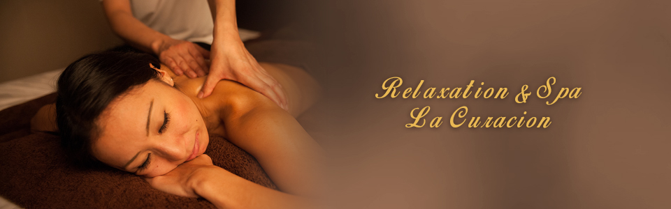 Relaxation and spa - La Curacion