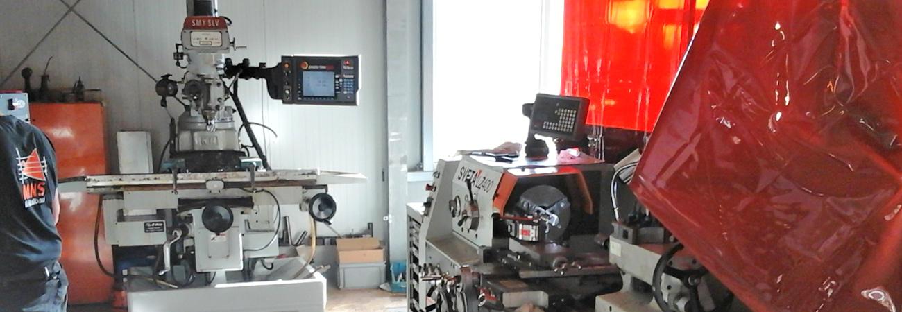 Mechanische Fertigung