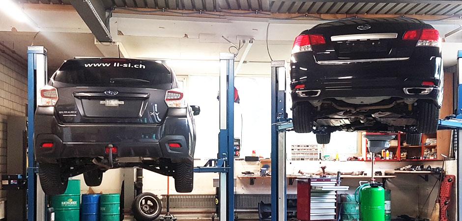 Neu! Reparaturen und Service an Fahrzeugen verschiedener Hersteller
