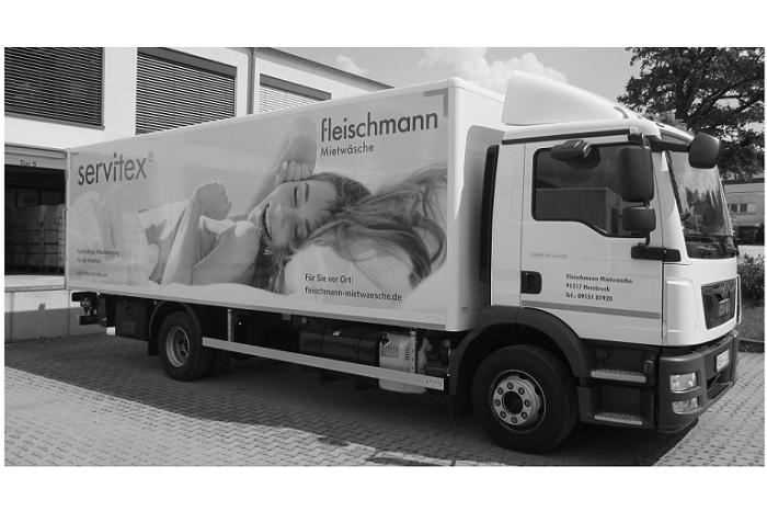 offene Stellen - LKW-Fahrer - Fleischmann