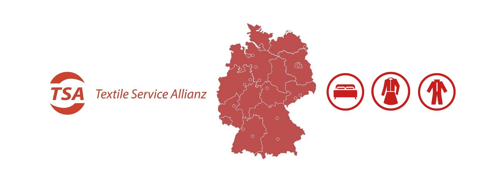 TSA Textile Service Allianz - Textile Vollversorgung - Verbund