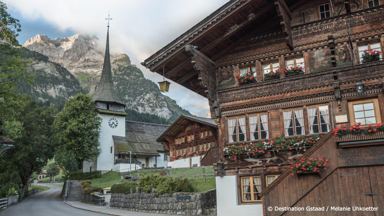 Musikreisen in die Schweiz