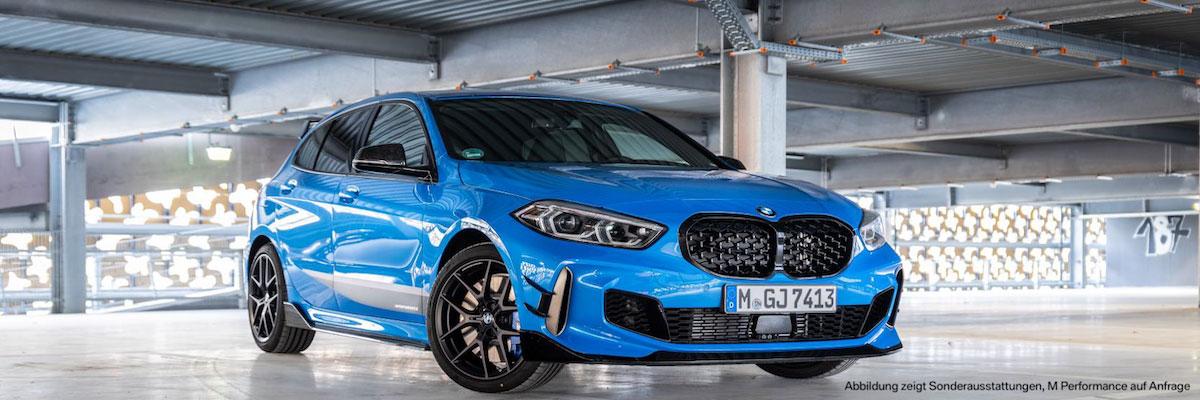 BMW Vogl BMW 1er M-Sport