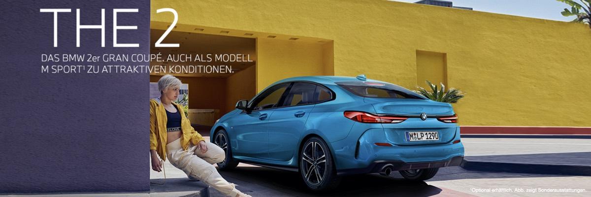BMW Vogl BMW 2er Neuwagen Angebot