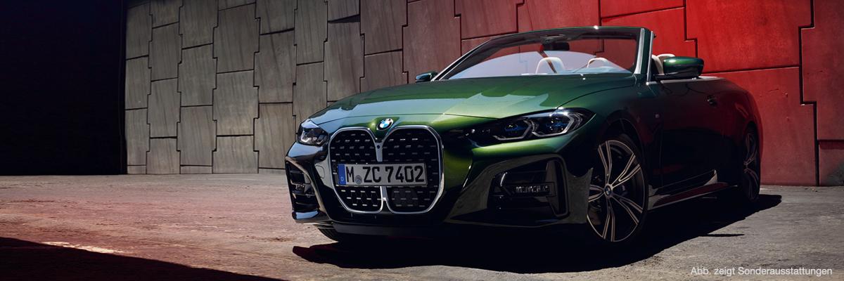 BMW Vogl BMW 4er Cabrio Neuwagen Angebot