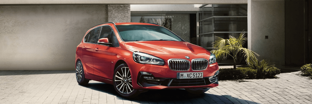 BMW Vogl BMW 218i Active Tourer