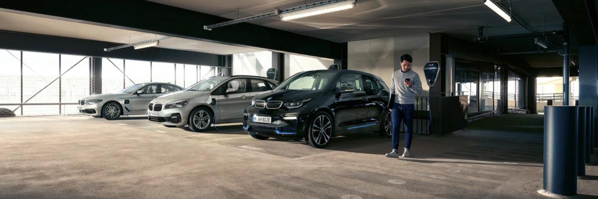 BMW VOGL Elektromobilität