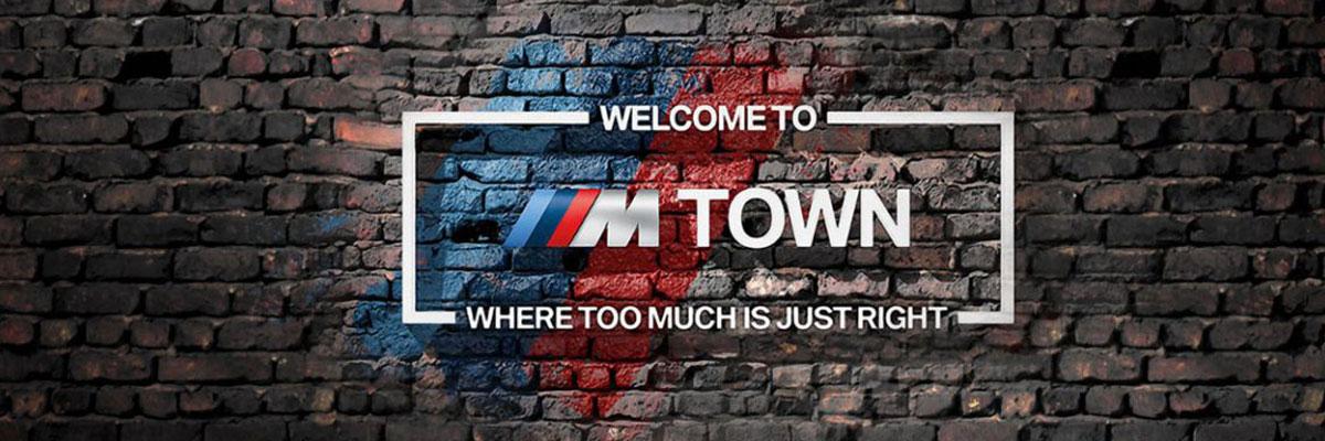 BMW Vogl BMW M Town