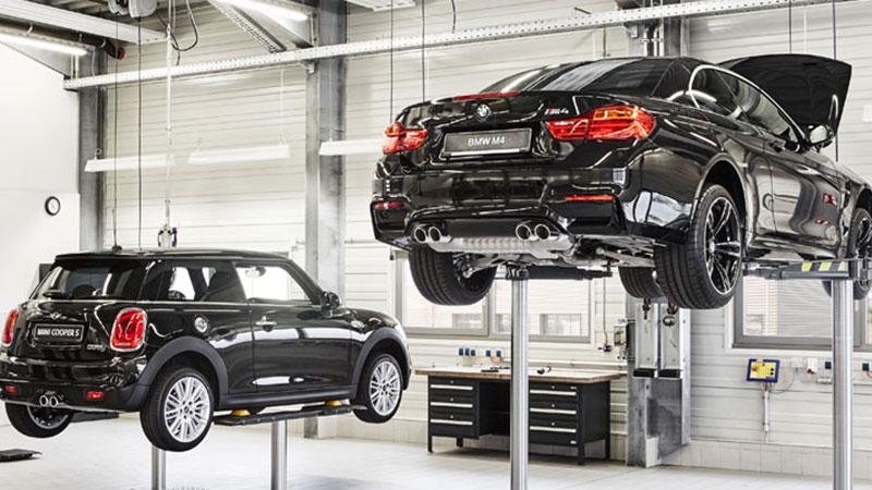 BMW Vogl Service