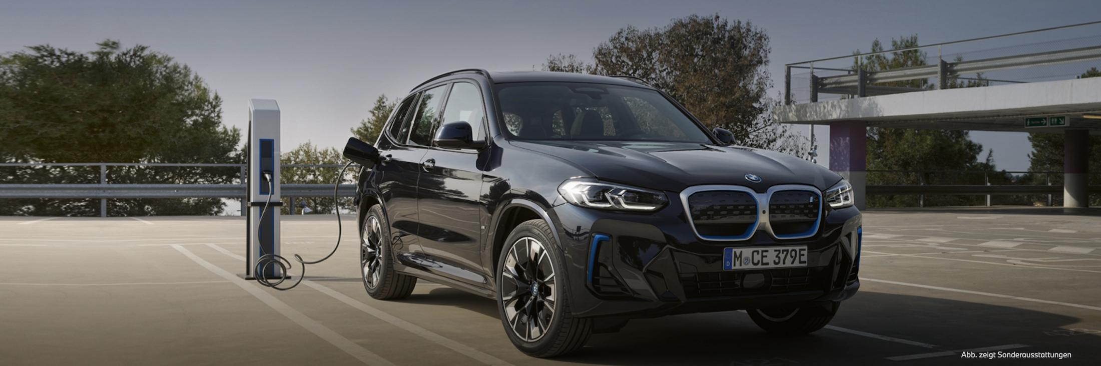BMW VOGL BMW iX3 Neuwagen Angebot