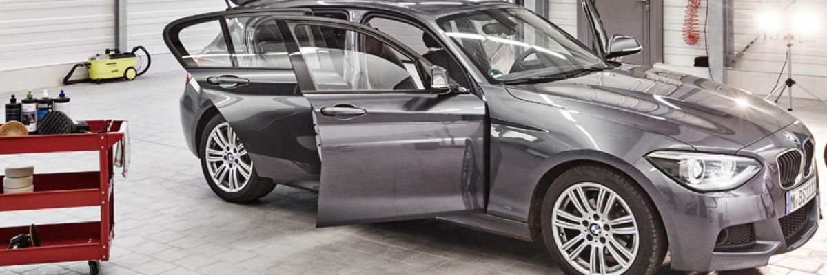 BMW Vogl Urlaubs check