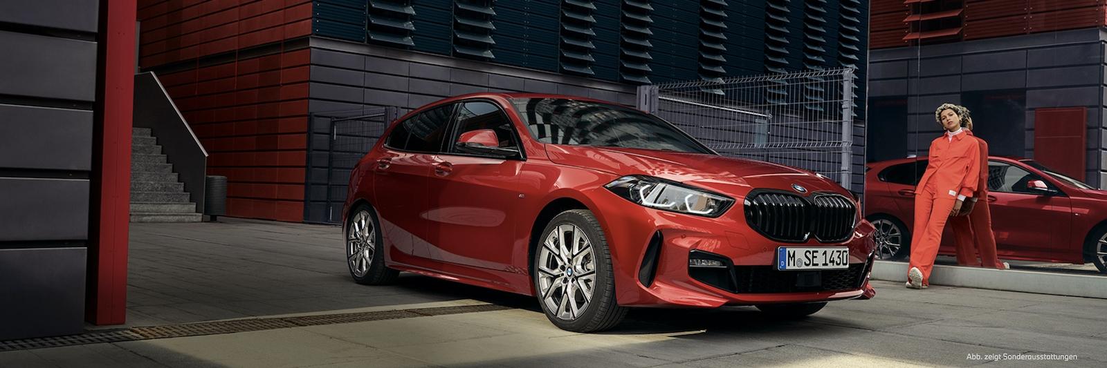 BMW Vogl BMW 1er Neuwagen Angebot