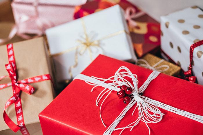Bild von Geschenken