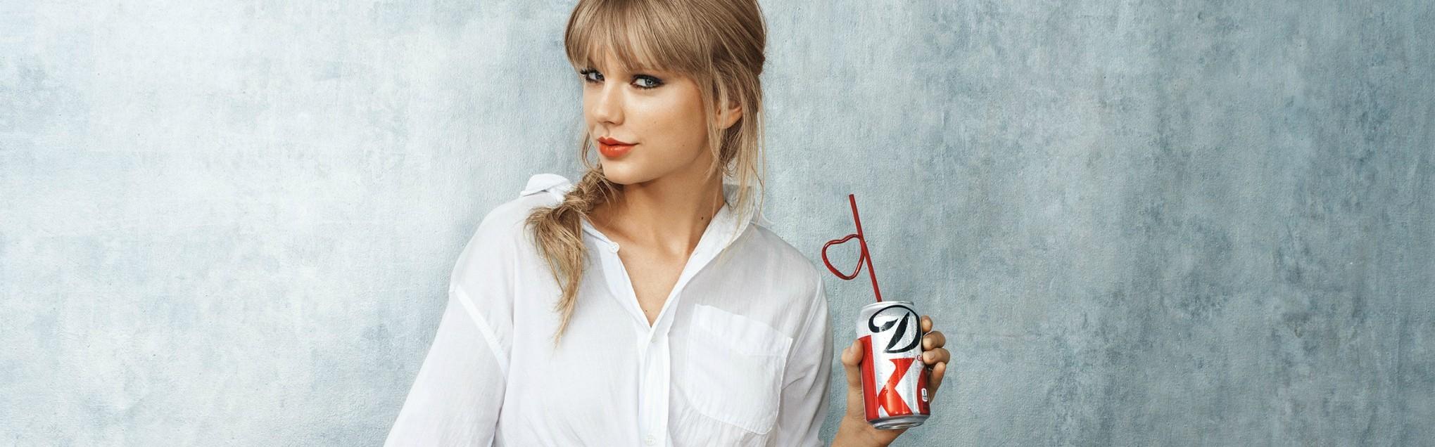 Diet Coke - Taylor Swift Switzerland