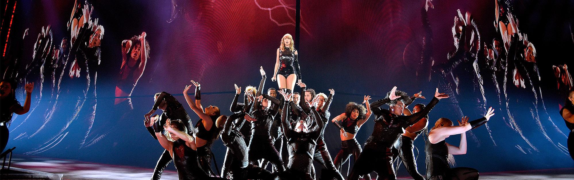 reputation Stadium Tou... Taylor Swift Reputation Album
