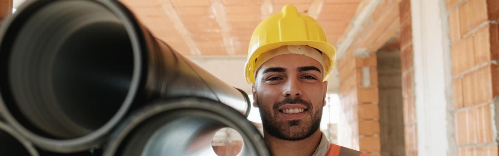 Jetzt Karriere machen bei der Heiko Herrmann Tief- & Rohrleitungsbau GmbH