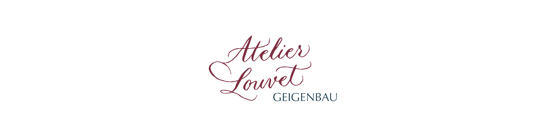 Atelier Louvet Geigenbau