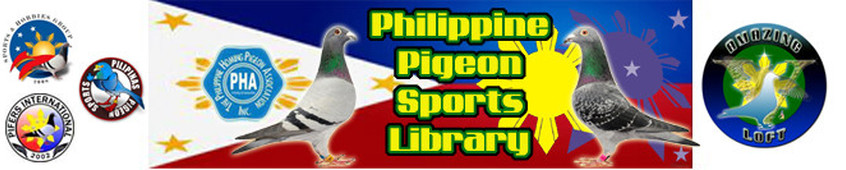 HISTORY OF PHILIPPINE PIGEON RACING - Philippine Pigeon