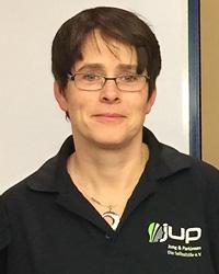 Zweite Vorsitzende Jutta Ahmerkamp-Böhme