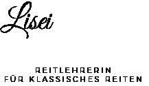 Lisei Müller-Sturmhöfel - mobile Reitlehrerin in Hamburg