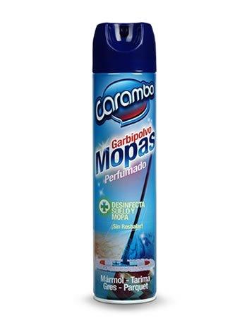 Desinfectador para suelos y mopas de Caramba