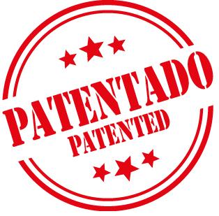 sello patentado Caramba Apaga