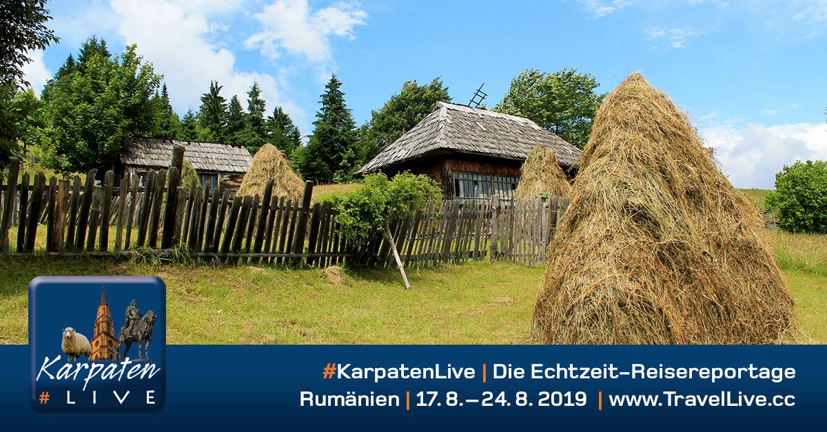 #KarpatenLive – Echtzeit-Impressionen aus dem unbekannten Rumänien