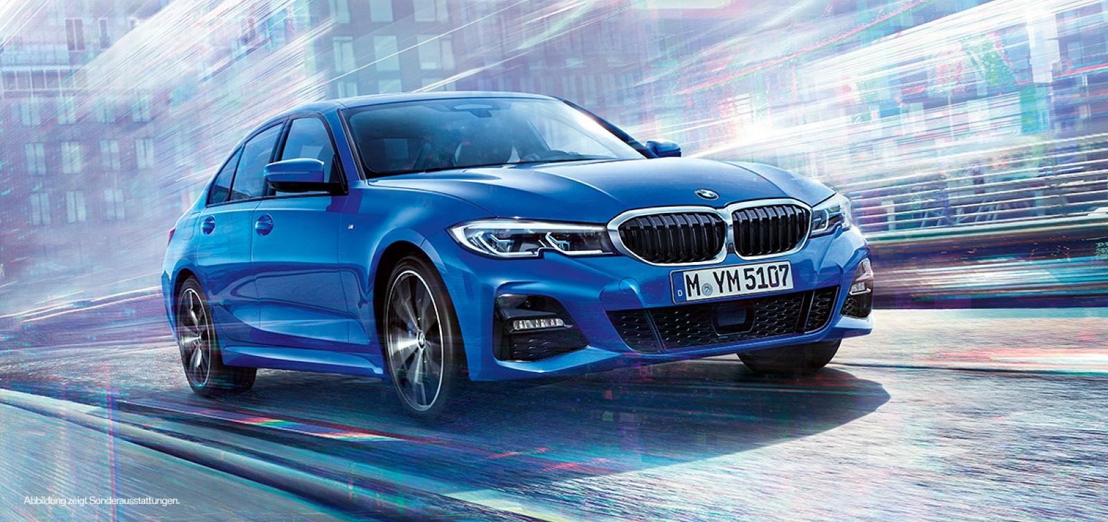 BMW Wagner Neuwagen BMW 3er Limousine