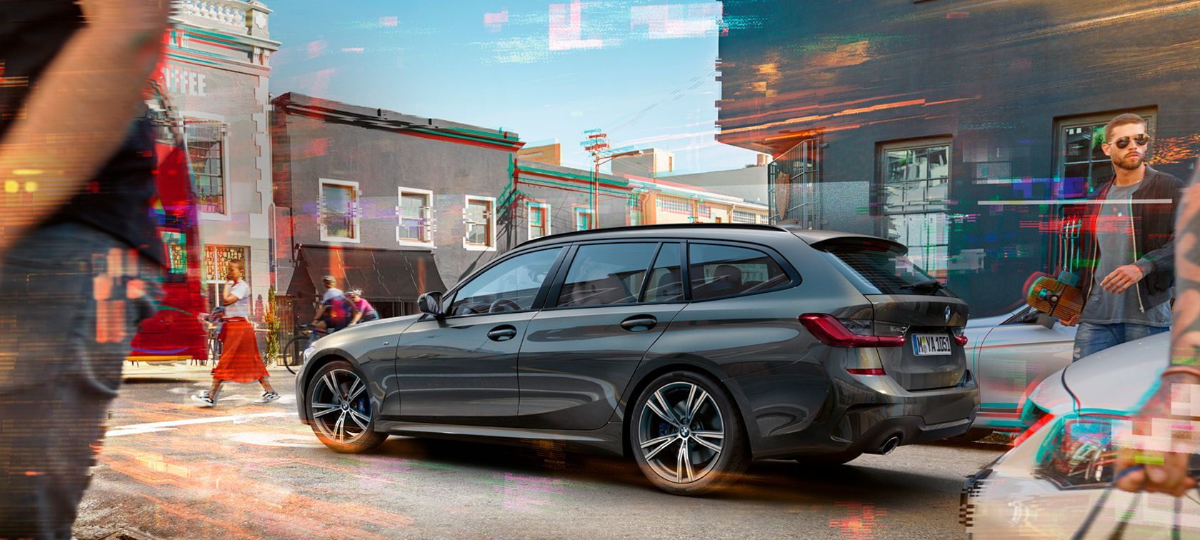 BMW Wagner - BMW 320d Touring Angebot