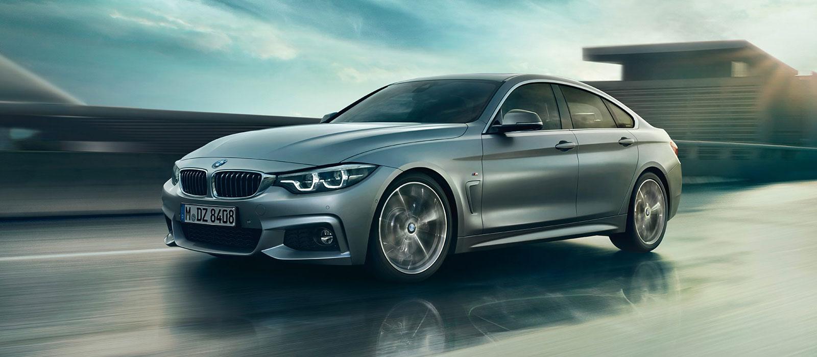 BMW Wagner - BMW 4er Gran Coupé Angebot
