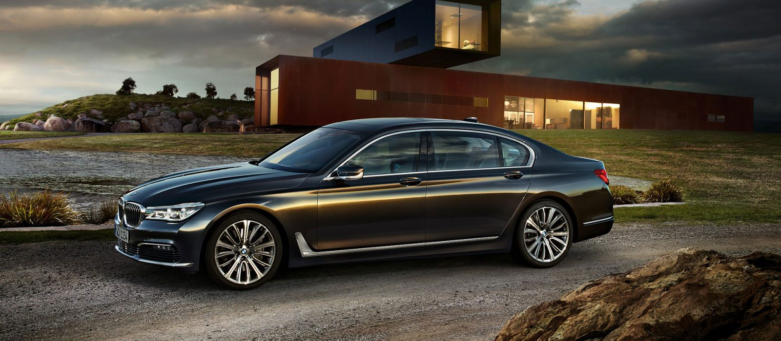 BMW Wagner - BMW 730d xDrive inkl. Service Angebot