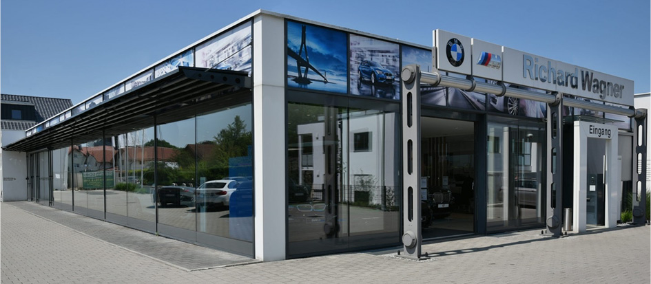 BMW Wagner Standort Kirchseeon