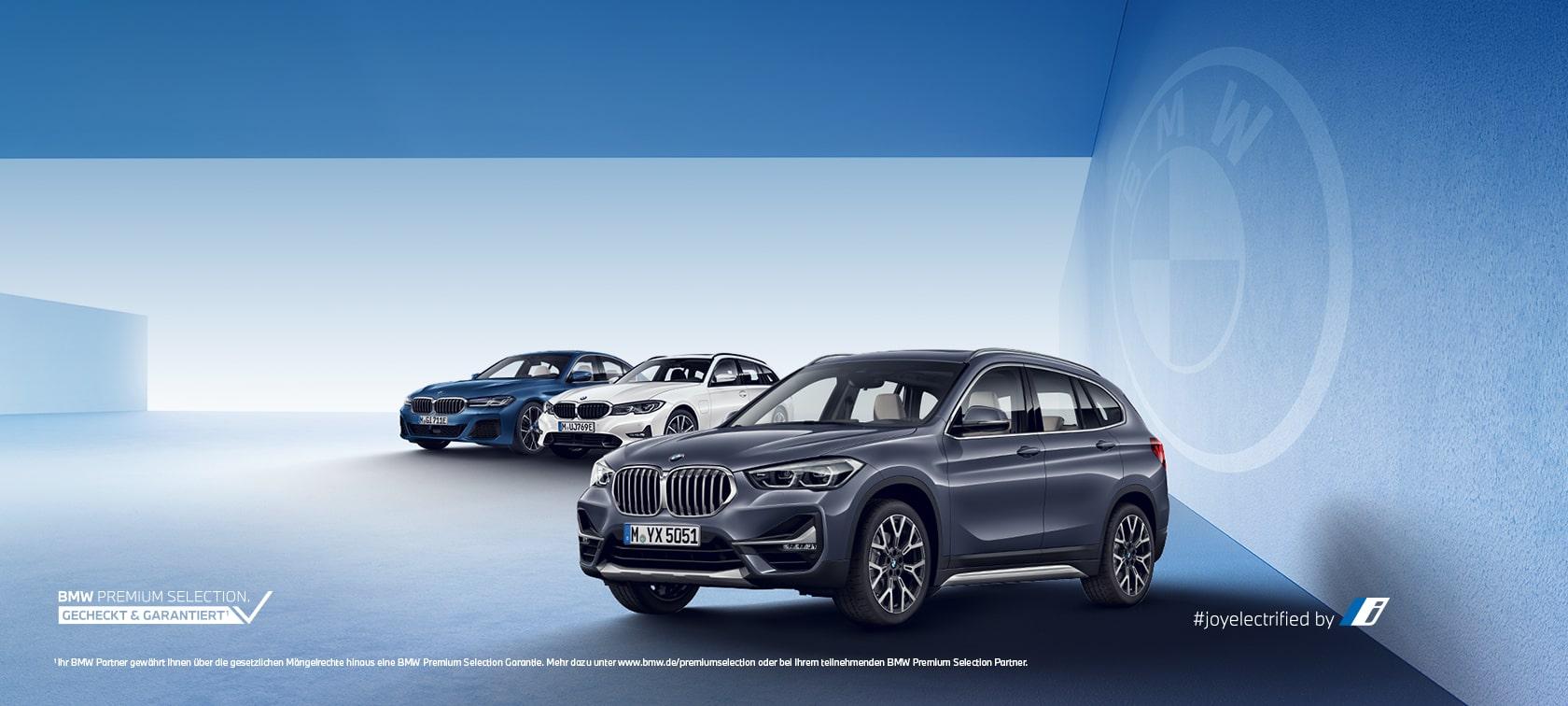 BMW Wagner Gebrauchtwagen