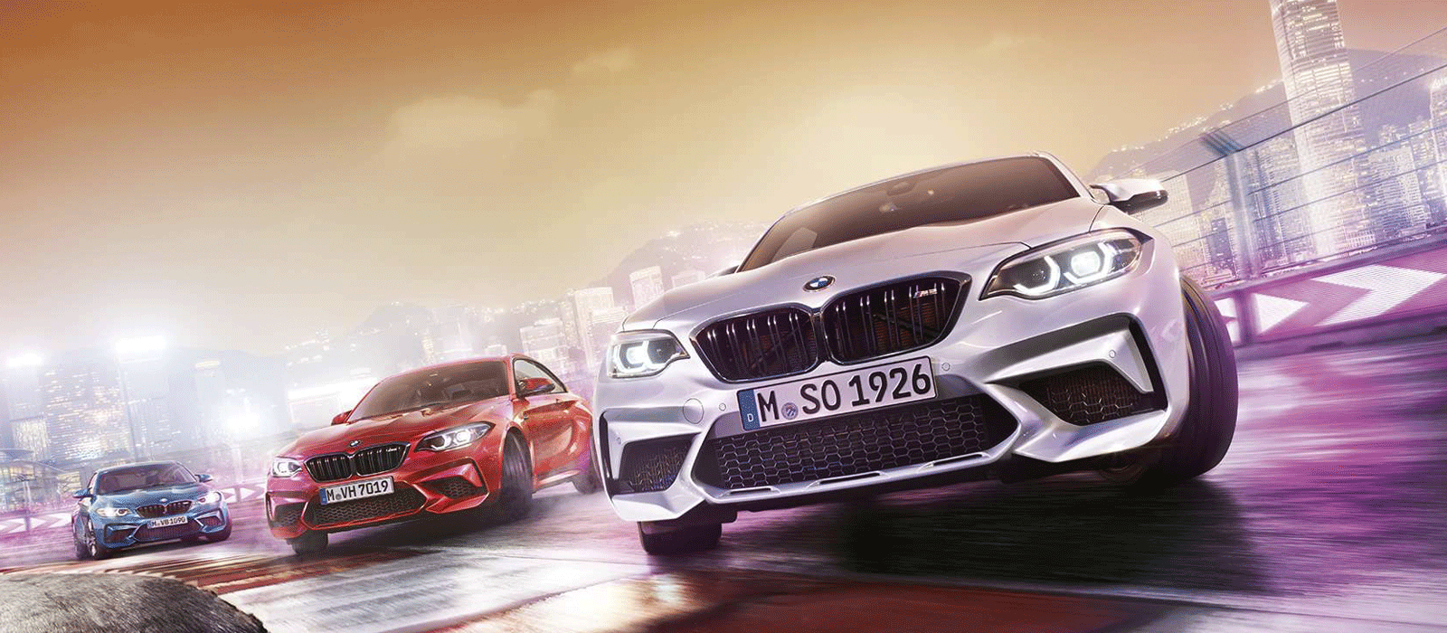 BMW Wagner - BMW M2 Competition Coupé Angebot