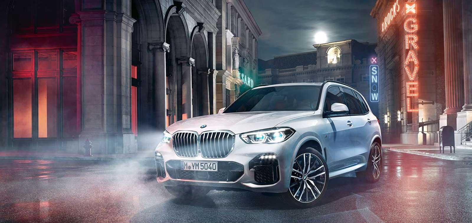BMW Wagner Neuwagen BMW X5