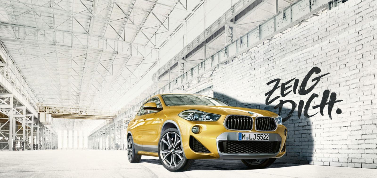 BMW Wagner Neuwagen BMW X2