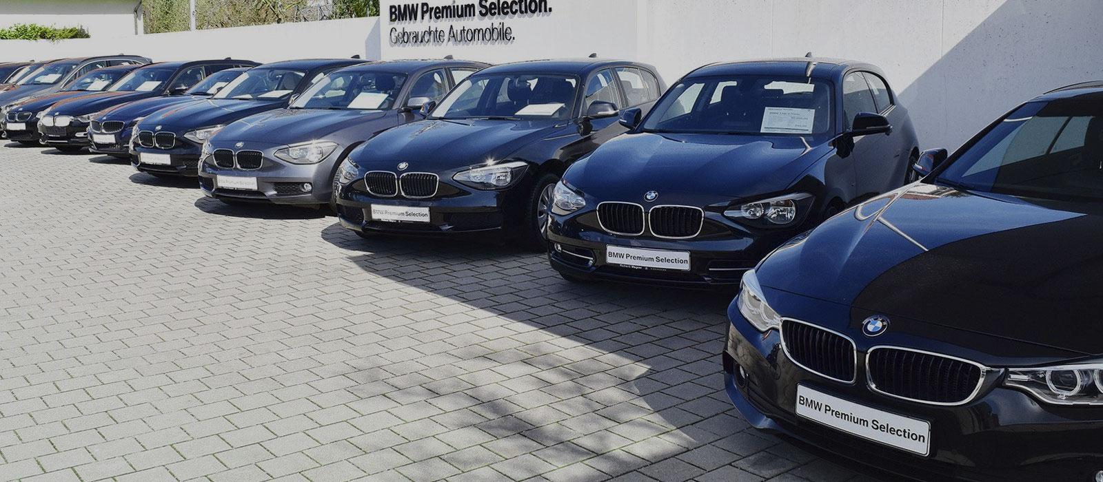 BMW Wagner - Gebrauchtwagen - Premium Selection