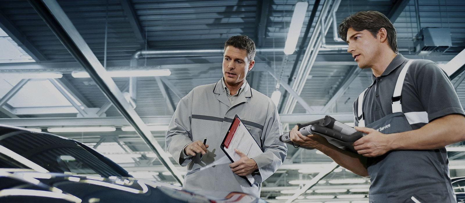 BMW Wagner - Servicetermin vereinbaren