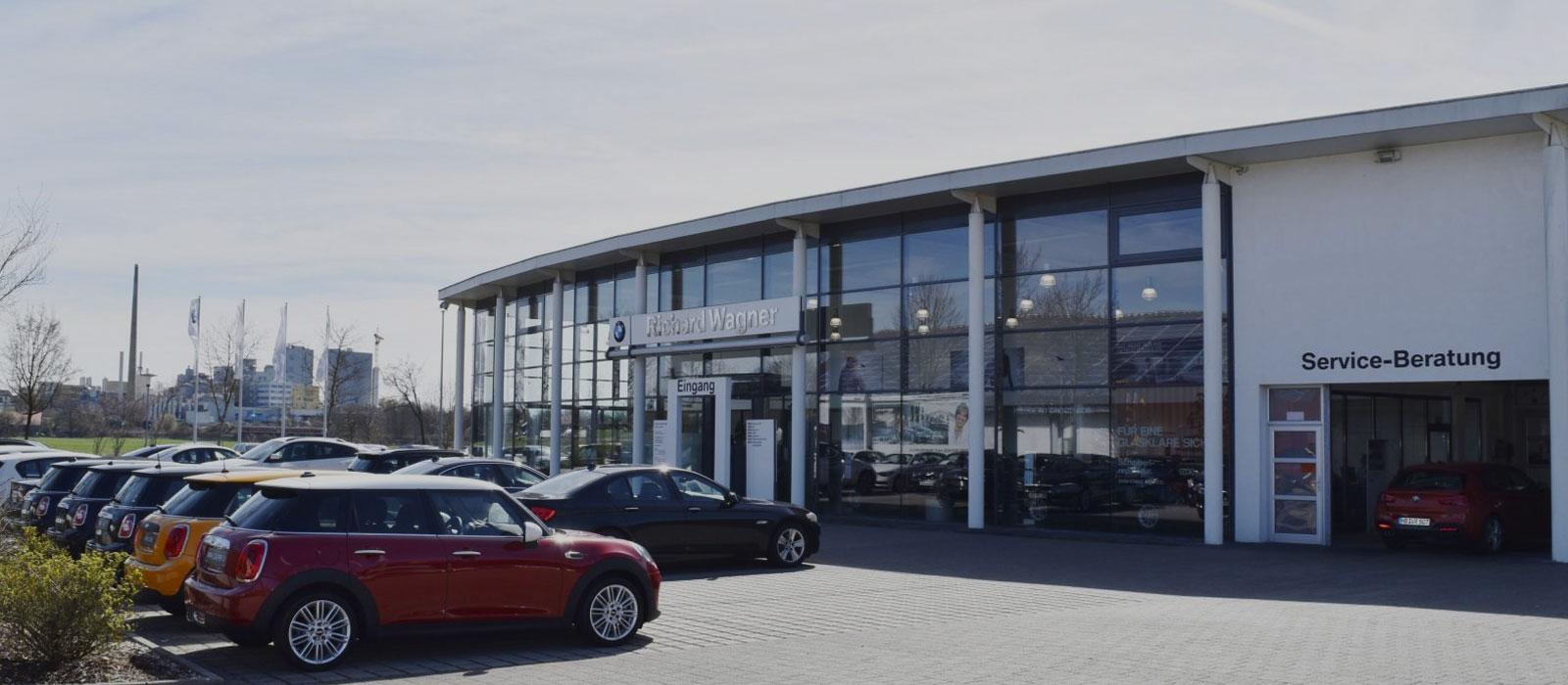 BMW Wagner Standort Wasserburg