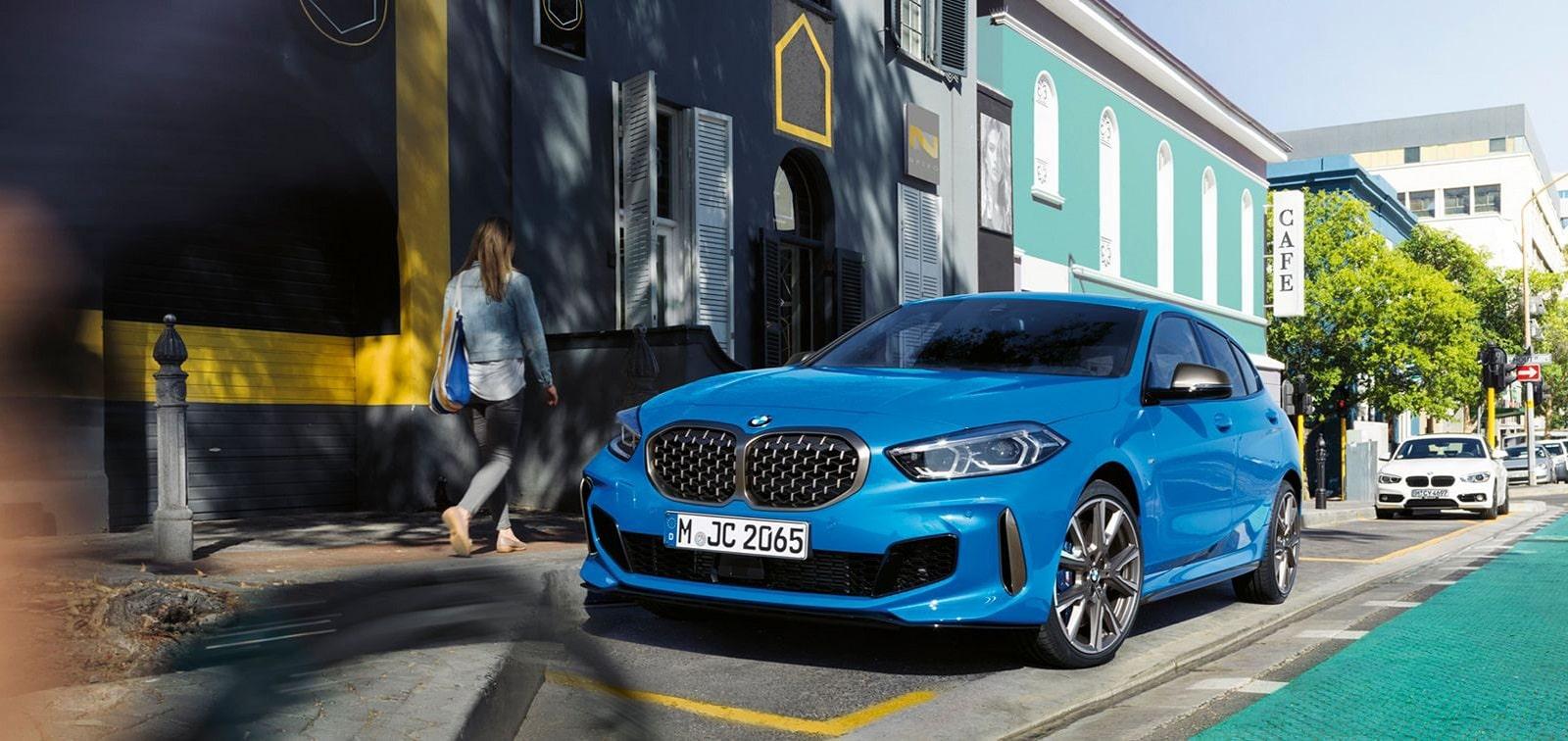 BMW Wagner - BMW 118i 5-Türer Angebot