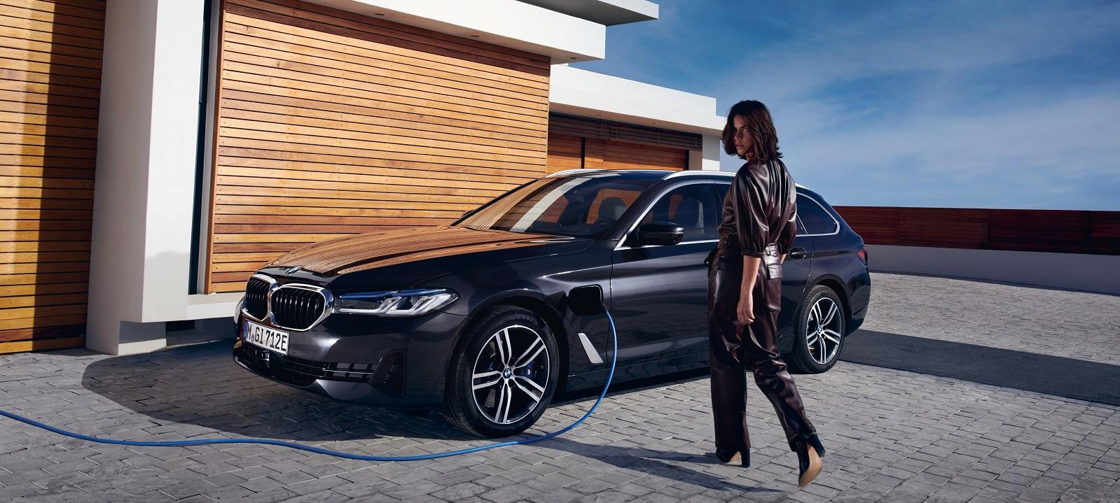 BMW Wagner - BMW 5er Touring Angebot