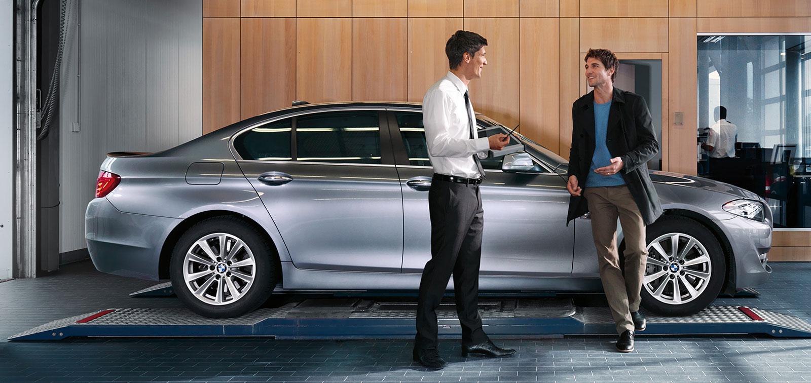 BMW Wagner - Servicetermin online vereinbaren